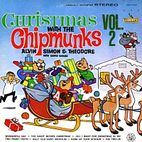 Christmas with the Chipmunks Vol. 2